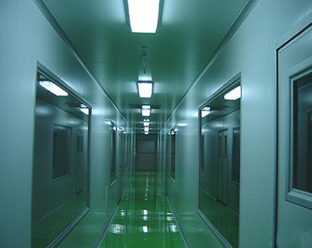洁净走廊与洁净功能间区分