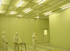 电子工业厂房净化工程